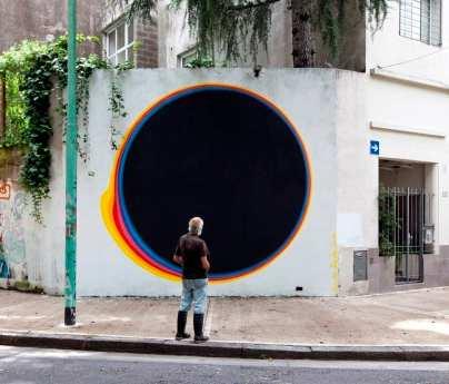 JAN KALÁB -Buenos Aires 2014 - Black hole