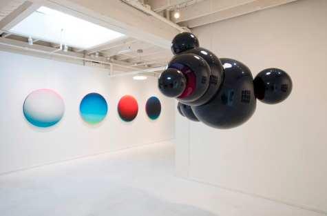JAN KALÁB - Perspective of Clouds, Mirus Gallery, San Francisco, USA (2018)