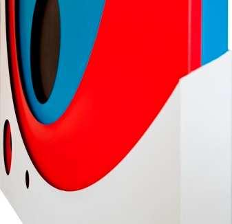 JAN KALÁB - Red Circle, Red Gallery, London (2014)