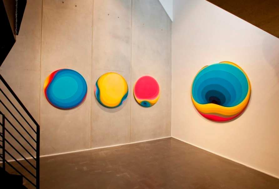 JAN KALÁB -TENSION, BC Gallery, Berlin (2015-2016)
