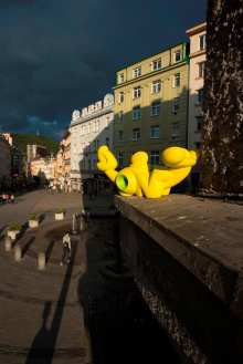 JAN KALÁB - POINT INVASION, Prague (2018)