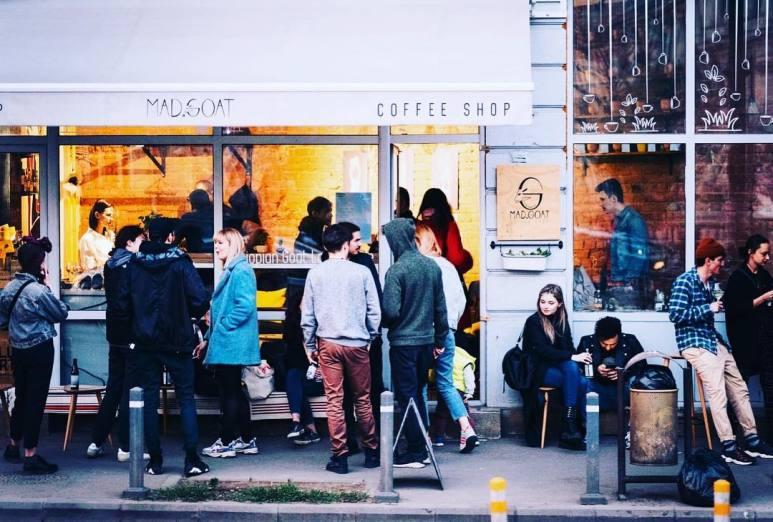 MAD.GOAT Coffee Shop