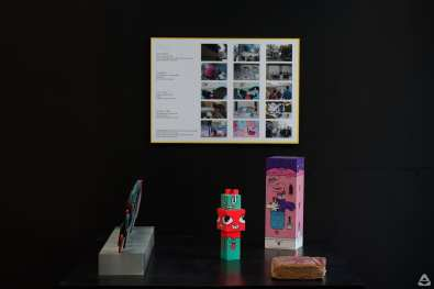 BTLT (Been There Liked That): feeder.ro at Romanian Design Week RDW 2019 Un-hidden Bucharest street art exhibition Save or Cancel
