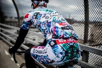 The Meguru Yamaguchi cycling kit - Chari & Co