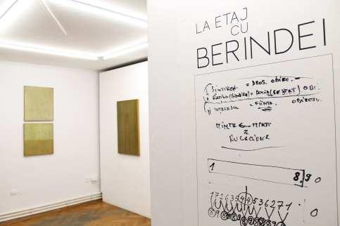 E T A J artist-run space Berindei