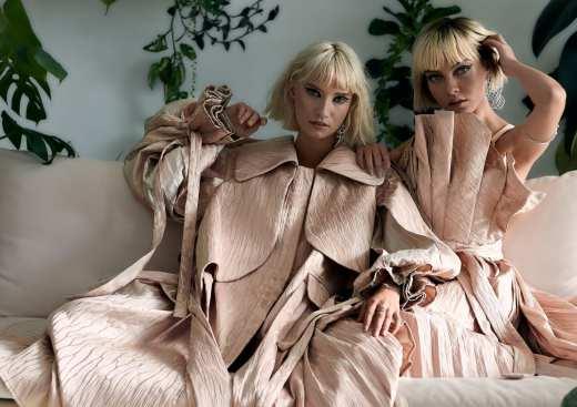 Fashion - Andrada Oprean - Ephemeral Patterns