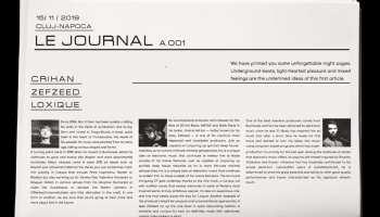 Le Journal Crihan, Zefzeed, Loxique