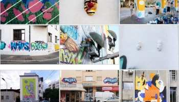 UPDATE: Fresh murals and street art in Bucharest