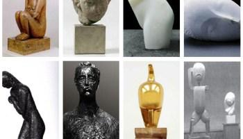 18 sculpturi ale lui Brâncuși revoluționează arta modernă