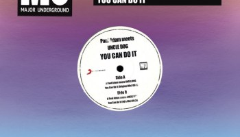 Paul Adam - You Can Do It [Major Underground]