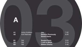 VA (Anton Kubikov, Kirill Matveev, Raf) - STK03 [Stackenschneider]
