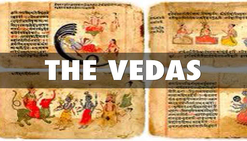 what is the relationship between vedic texts and vedas