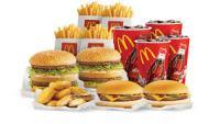Mcdon food
