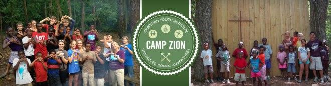 Camp Zion Banner