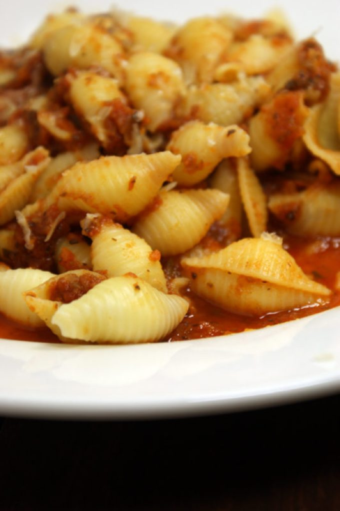 vegetable ragù