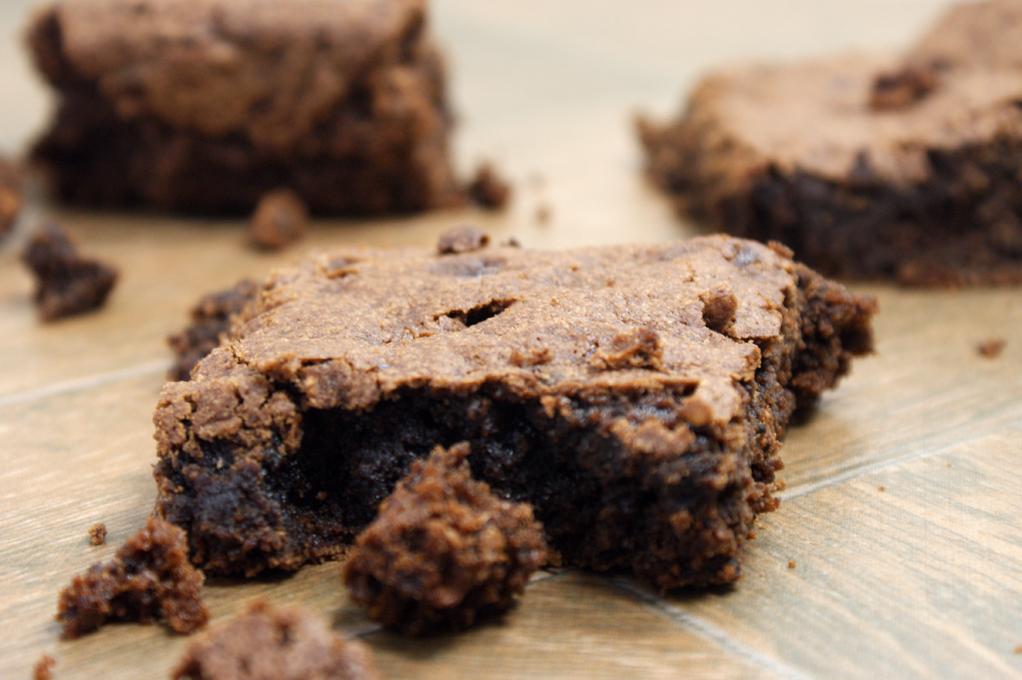 dairy free/ gluten free brownies