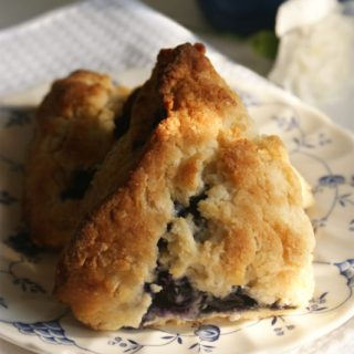 Even Better Blueberry Scones