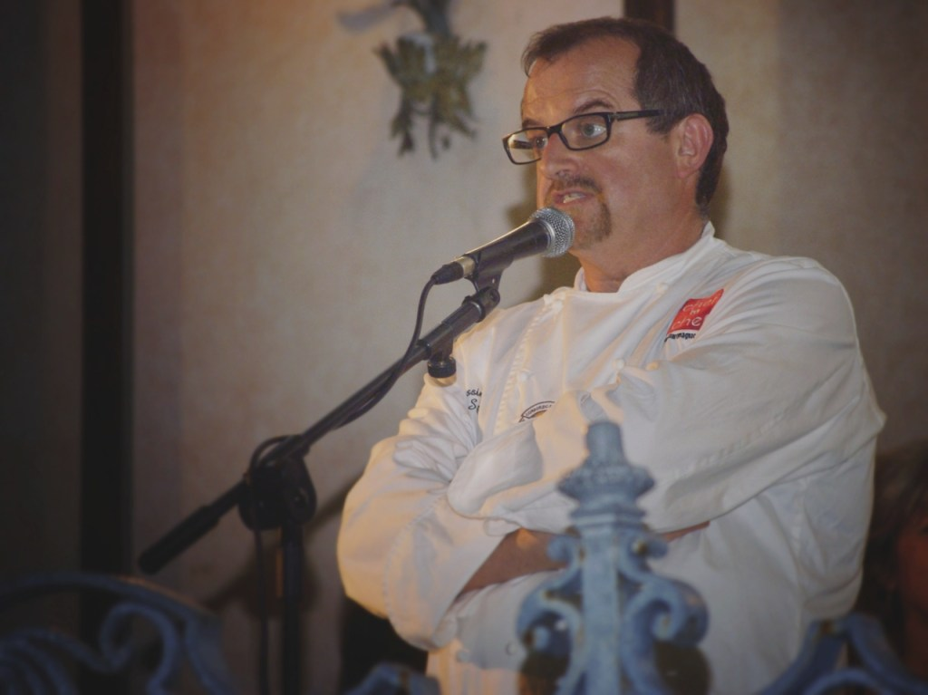 Chef Massimo Spigaroli, photo courtsey of Chef To Chef.