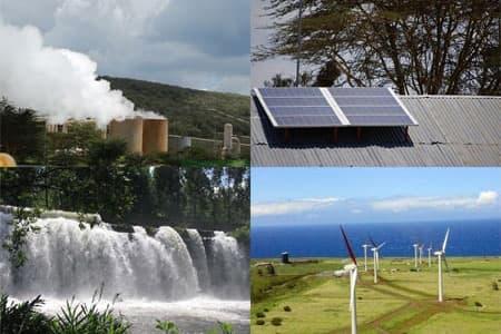 الطاقة المتجددة: طاقة مستدامة ونظيفة