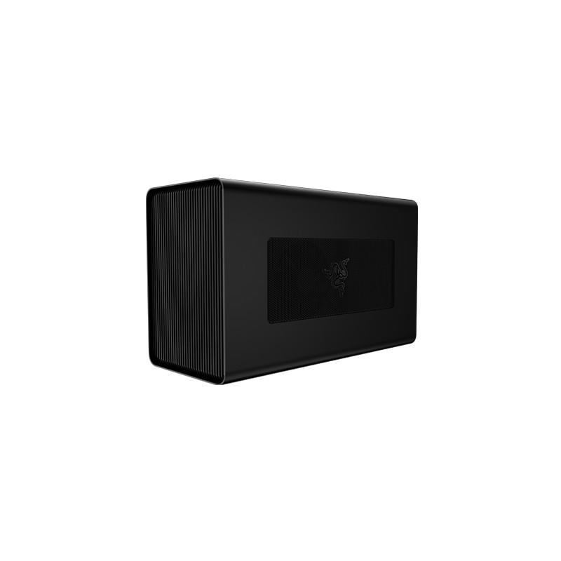 Razer Core X External Graphics Enclosure for Thunderbolt 3 Laptops - Black