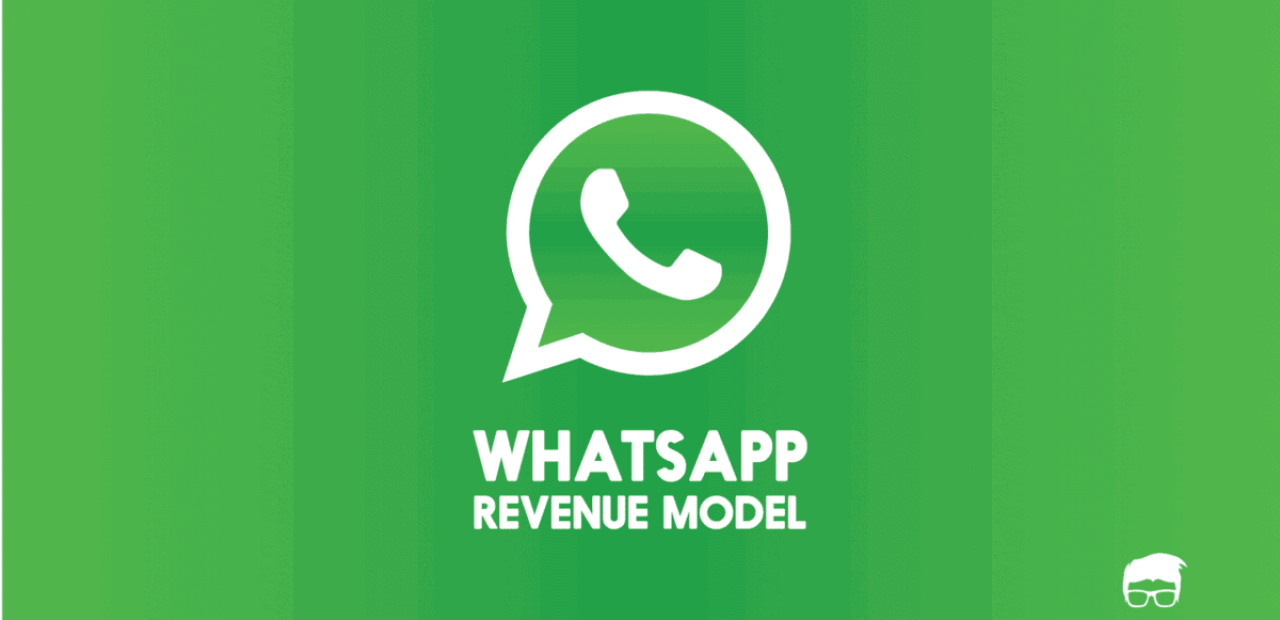How does whatsapp make money