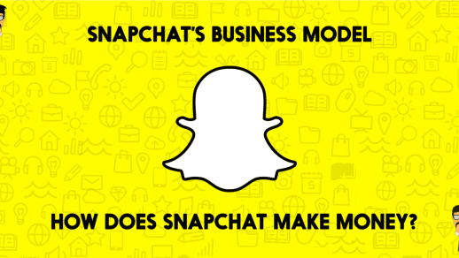 snapchat-business-model