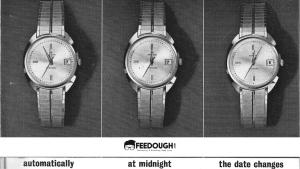 Hamilton Watches Print Advertisements Collection 1922-1974