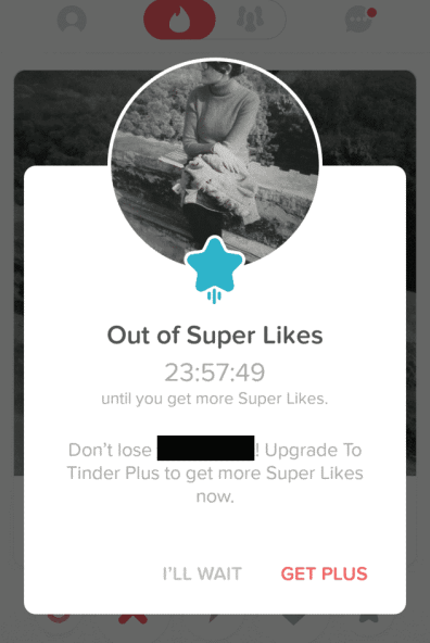 superlike tinder business model
