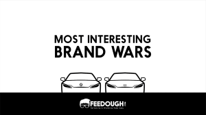 Most interesting Brand Advertisement Wars of All Time