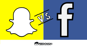 Why is Facebook obsessed with Snapchat | Snapchat vs Facebook Infographic