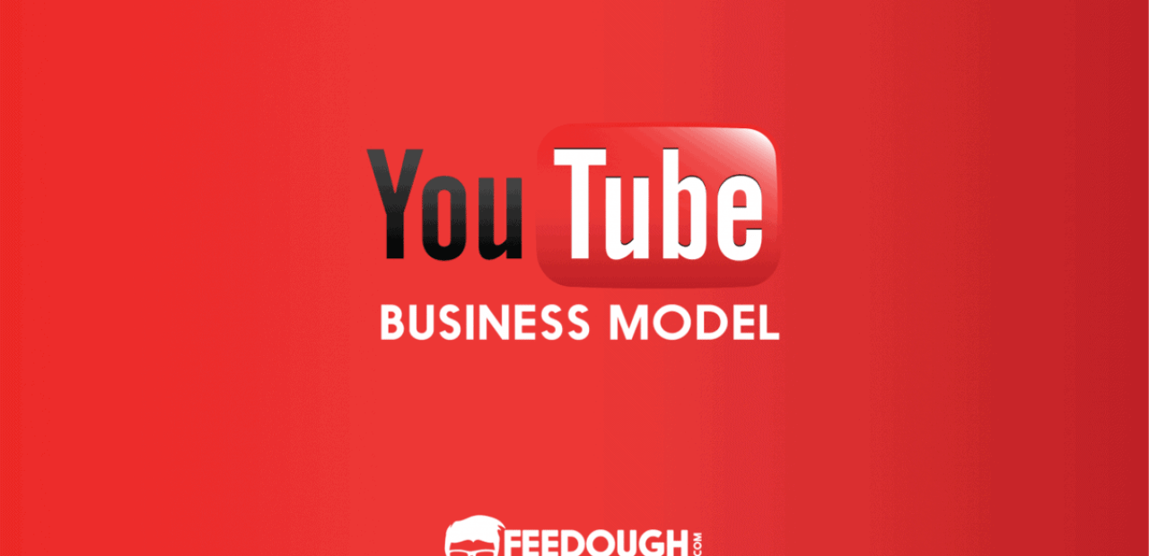 YouTube Business Model | How Does YouTube Make Money? | Feedough