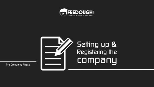 company phase registering company