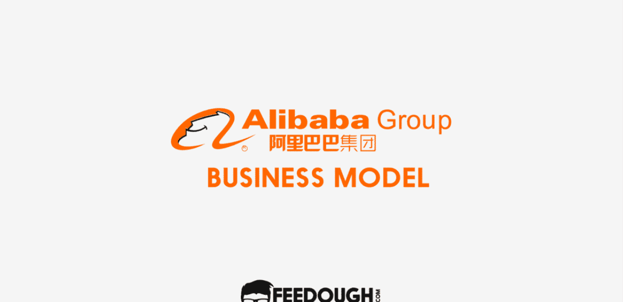 Alibaba Business Model | How Does Alibaba Make Money? | Feedough