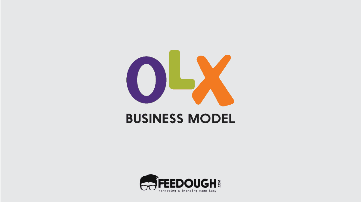 OLX Business Model | How Does OLX Make Money? | Feedough