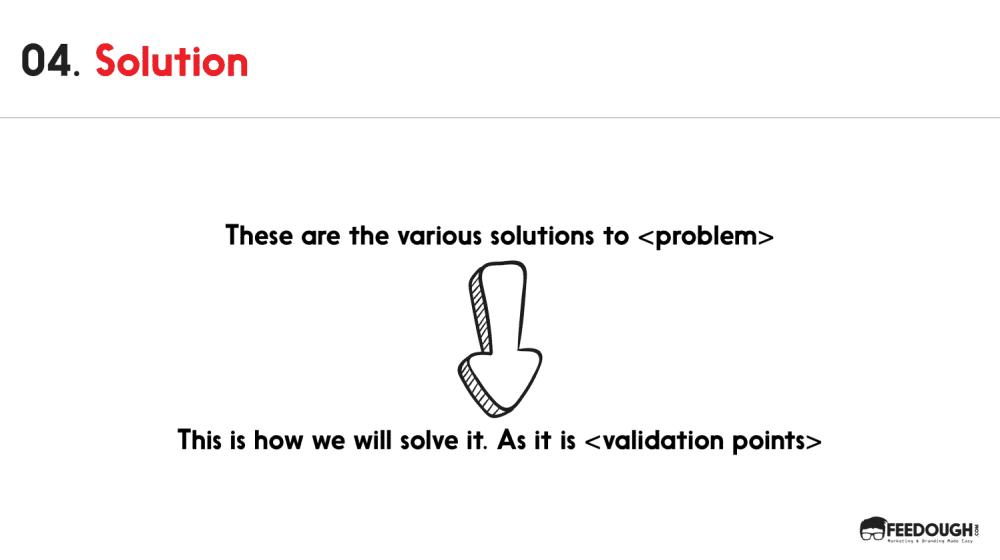 pitch deck-solution