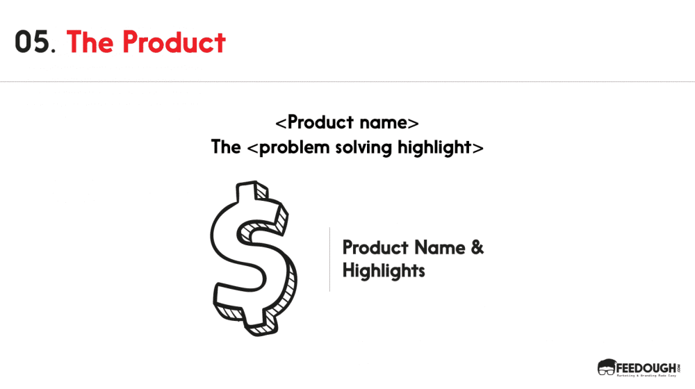 pitch deck- product