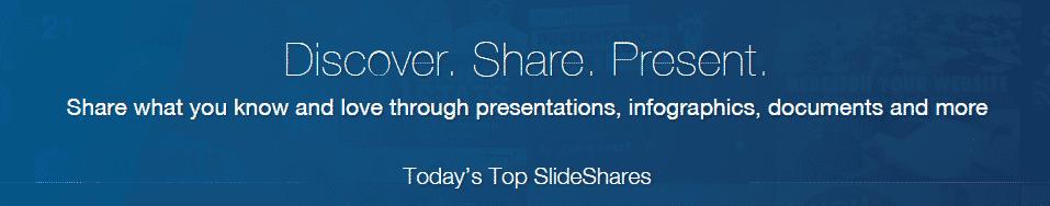 slideshare business model