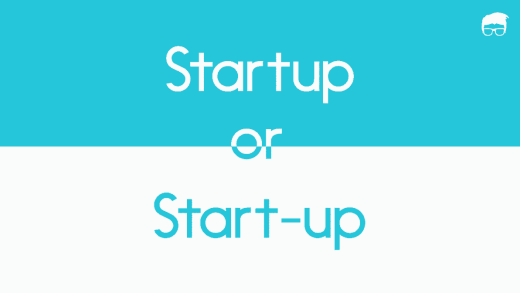 startup or start-up