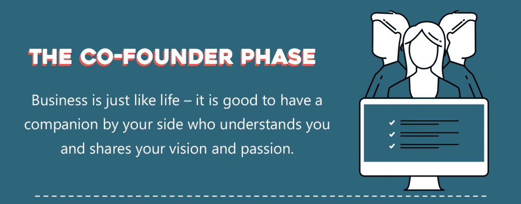startup process - cofounder phase