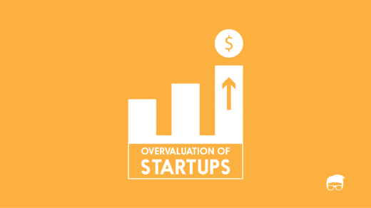 Overvaluation Of Startups