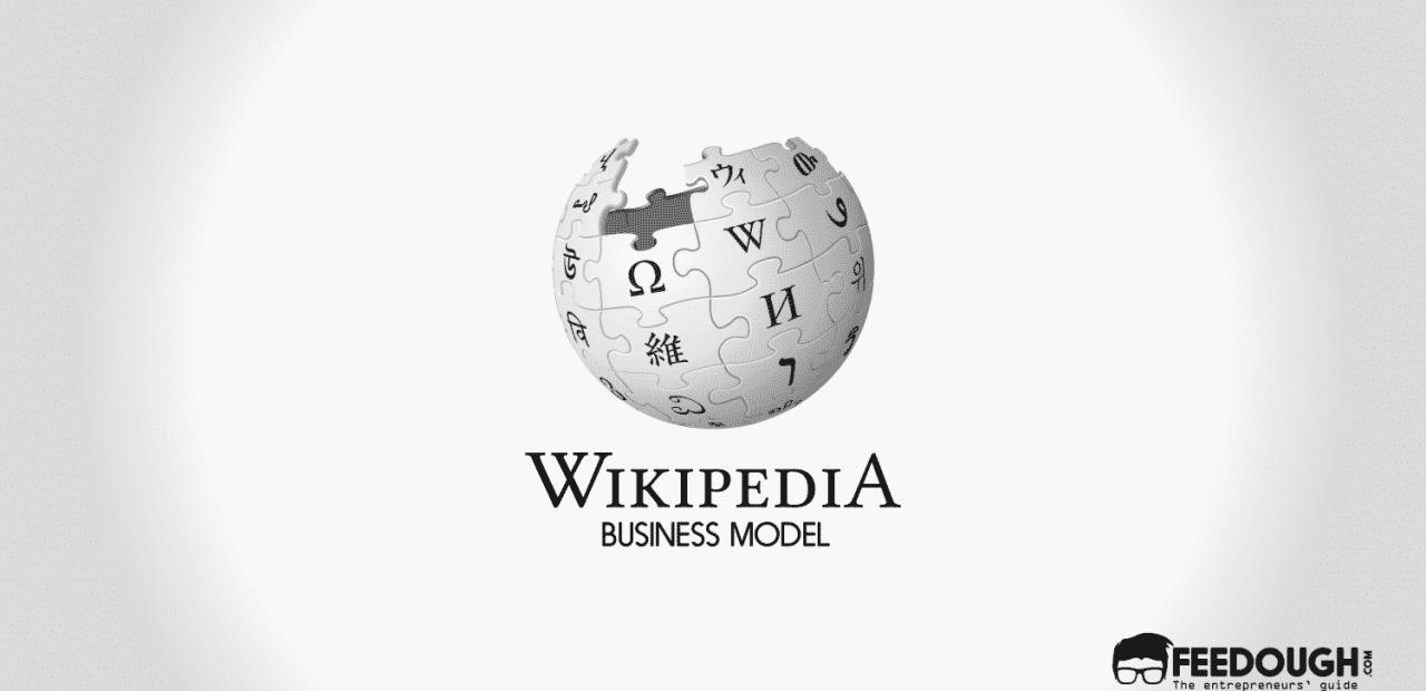 How Does Wikipedia Make Money? | Wikipedia Business Model 1