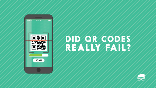 Did QR Codes really fail
