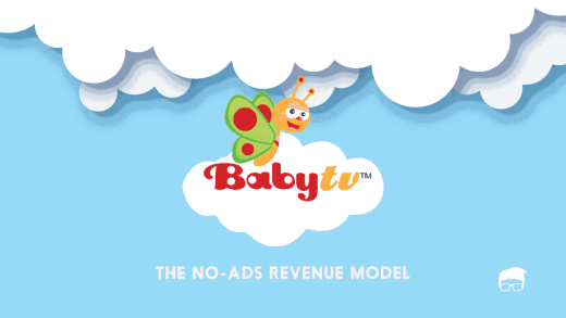 How Does Baby TV Make Money? | Baby TV No-Ads Revenue Model