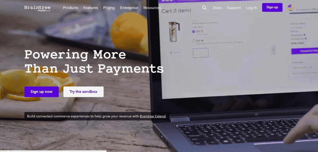 braintree best payment gateway