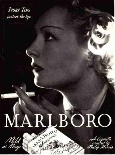marlboro lifestyle marketing