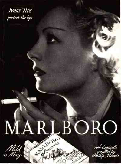marlboro lifestyle marketing
