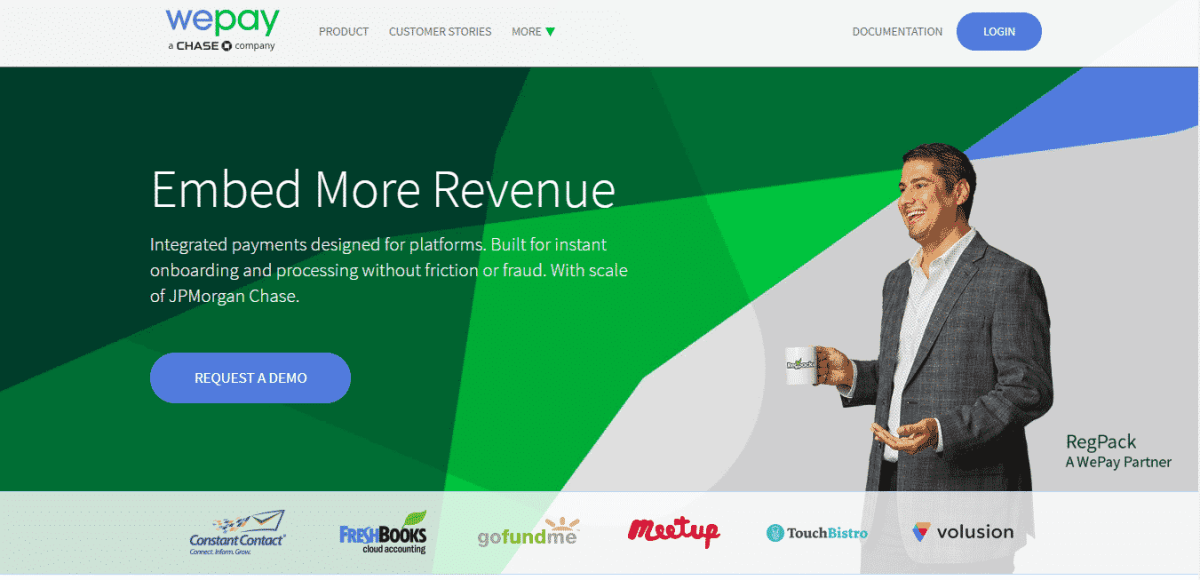 Wepay best payment processor