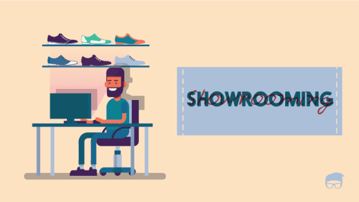 A Retailer's Guide To Showrooming 3