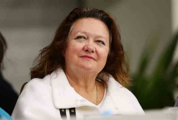 Gina Rinehart