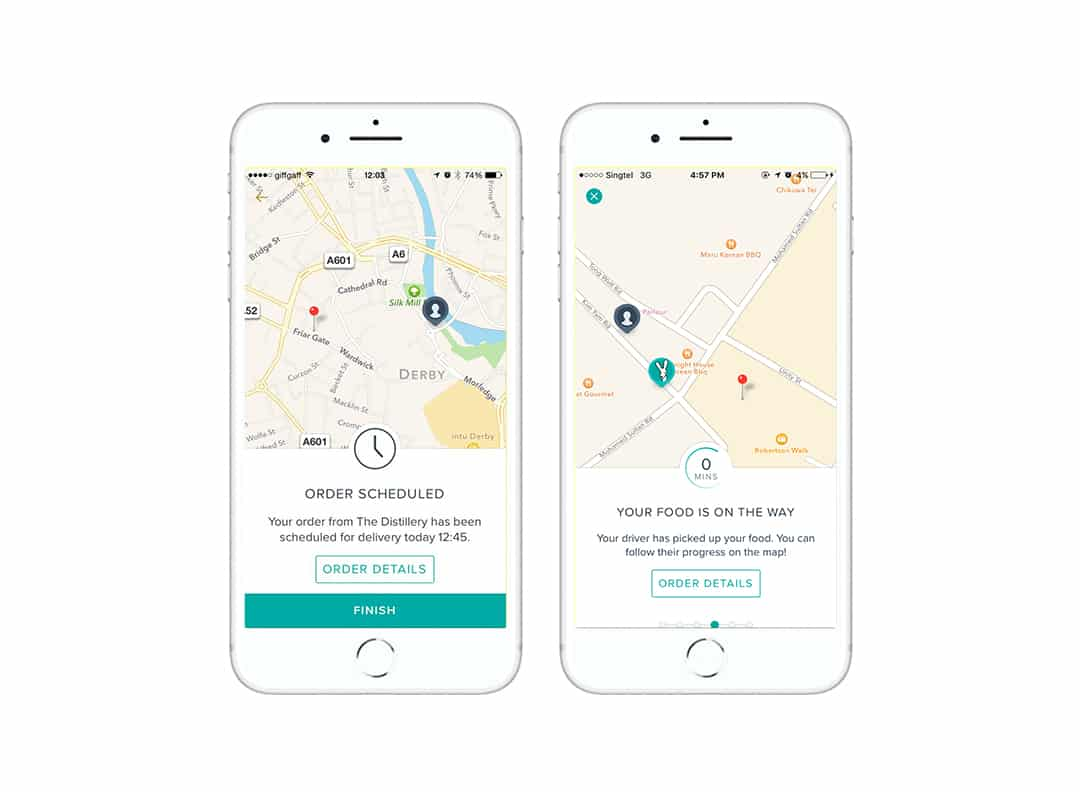 How Deliveroo Operates